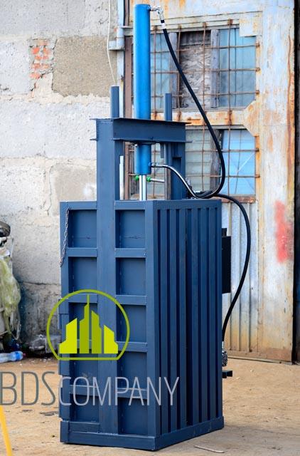 Гидропресс для переработки вторсырья 8т