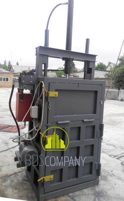 Гидропресс для переработки вторсырья 16 т (1 цилиндр)